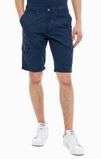 Хлопковые шорты с карманами Blue Seven