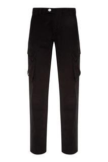 Прямые брюки из хлопка C2 H4