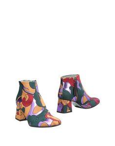 Полусапоги и высокие ботинки Paola Darcano