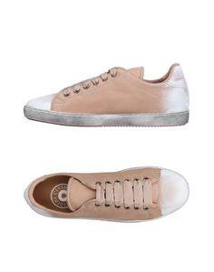 Низкие кеды и кроссовки Cividini