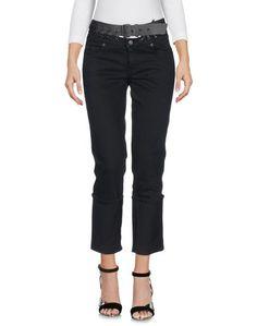 Джинсовые брюки-капри McQ Alexander Mc Queen