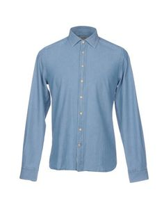 Джинсовая рубашка Seventy Sergio Tegon
