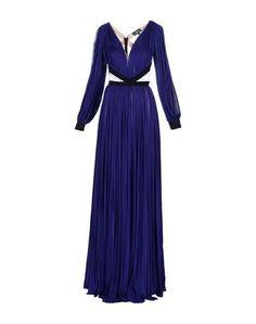 Длинное платье J. Mendel