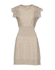 Короткое платье Ermanno Scervino