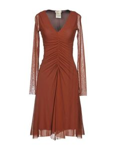 Платье до колена Fuzzi