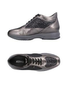 Низкие кеды и кроссовки Keys