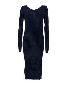 Платье длиной 3/4 Helmut Lang