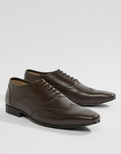 Туфли на шнуровке для широкой стопы KG By Kurt Geiger Kaden - Коричневый