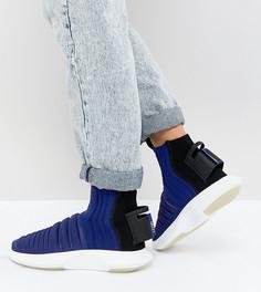 Синие кроссовки adidas Originals Crazy 1 Adv Sock Primeknit - Черный