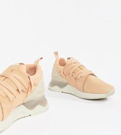 Розовые кроссовки Asics Gel-Lyte V Sanze - Розовый