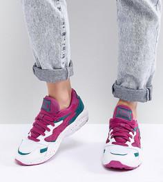 Фиолетовые кроссовки Asics Gel-Diablo - Фиолетовый