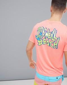 Пляжная футболка ONeill 88 - Розовый O`Neill