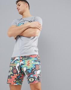 Пляжные шорты ONeill x Oliver Hibert - 17 дюймов - Черный O`Neill