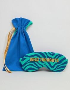 Маска для глаз и сумочка ASOS DESIGN - Мульти