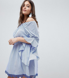 Платье в полоску AX Paris Plus - Мульти