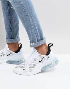 Белые кроссовки Nike Air Max 270 AH8050-100 - Белый