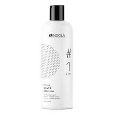 """INDOLA Нейтрализующий шампунь для волос с содержанием Пурпурных Пигментов """"SILVER #1 wash INNOVA"""" 300 мл"""