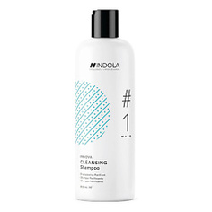 "INDOLA Очищающий шампунь для волос ""CLEANSING #1 wash INNOVA"" 300 мл"