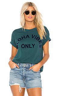 Рубашка aloha vibes only - MIKOH