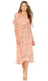 Платье миди nina - FAITHFULL THE BRAND