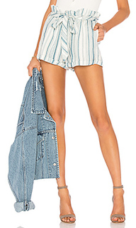 Шорты paper bag waist - Chaser