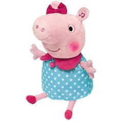 """Интерактивная мягкая игрушка """"Свинка Пеппа"""" Пеппа, 30 см Росмэн"""