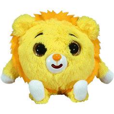 "Мягкая игрушка 1toy ""Дразнюка-Zoo"" Львёнок, 13 см, звук"