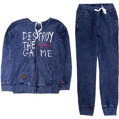 Комплект: толстовка и брюки Luminoso для мальчика
