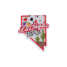 Джибитс для сабо Crocs Las Vegas Fun