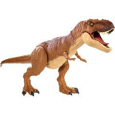 """Функциональная фигурка Jurassic World """"Колоссальный тиранозавр Рекс"""" Mattel"""