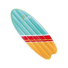 Надувной матрас Intex для серфа, разноцветный