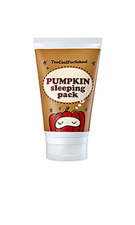 Маска для лица pumpkin sleeping pack - Too Cool For School