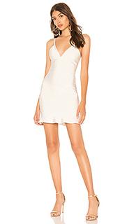 Marin ruffle bandage mini dress - About Us
