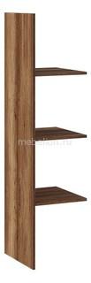 Панель с полками для шкафа Навигатор ТД-250.07.22-01 Мебель Трия