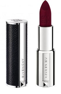 Ультраматовая помада для губ Le Rouge, оттенок 331 Pourpre Defile Givenchy