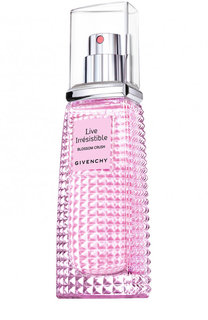 Туалетная вода Live Irresistible Blossom Crush Givenchy