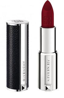 Ультраматовая помада для губ Le Rouge, оттенок 329 Rouge Stiletto Givenchy