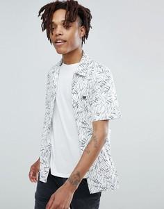 Рубашка Lee Match Stick - Белый