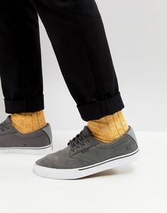 Серые кроссовки Etnies Jameson Vulc - Серый
