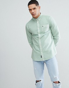 Зеленая оксфордская рубашка Jack Wills - Зеленый