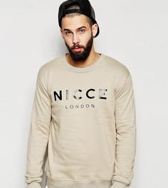 Свитшот Nicce London - Бежевый