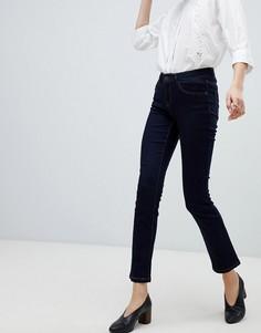 Прямые джинсы в стиле ретро Vero Moda - Синий
