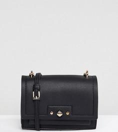 Черная сумка через плечо Accessorize Priscilla - Черный