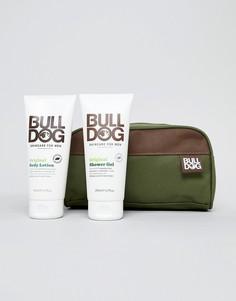 Набор косметических средств по уходу за телом Bulldog - СКИДКА 25 - Бесцветный