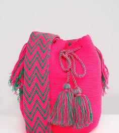 Сумка-мешок Jardin Del Cielo Wayuu Mochilla - Мульти