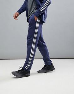 Темно-синие джоггеры adidas Athletics CF2494 - Темно-синий