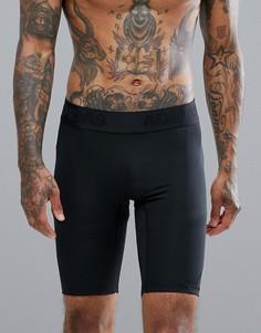 Черные компрессионные шорты adidas Training CF7299 - Черный