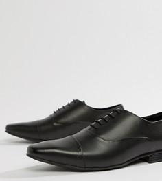 Туфли на шнуровке для широкой стопы KG By Kurt Geiger Kenwall - Черный