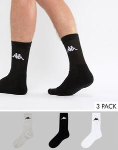 3 пары носков Kappa - Мульти