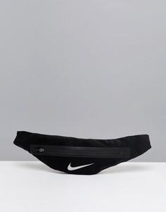 Сумка-кошелек на пояс Nike - Черный